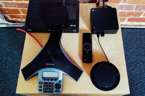 Conference Room Setup -