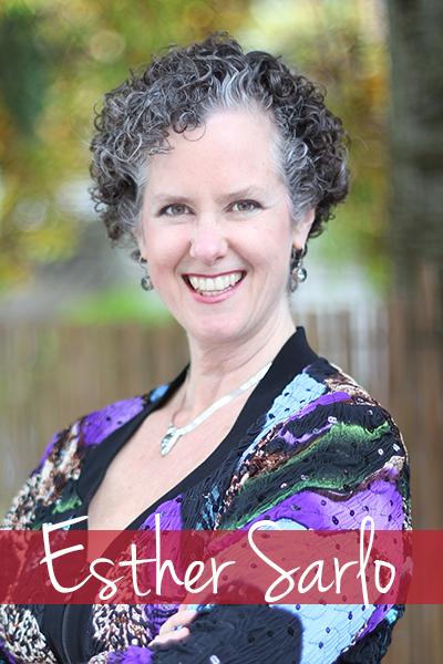 Esther Sarlo   604 812-3353 | Burnaby, BC   esther@standanddeliverworkshops.com