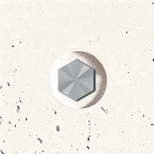 white BS - FK Stainless Steel