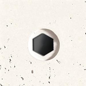 white BS - FK iron
