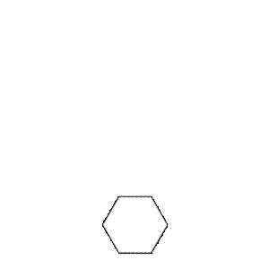 1 x 1 Hex