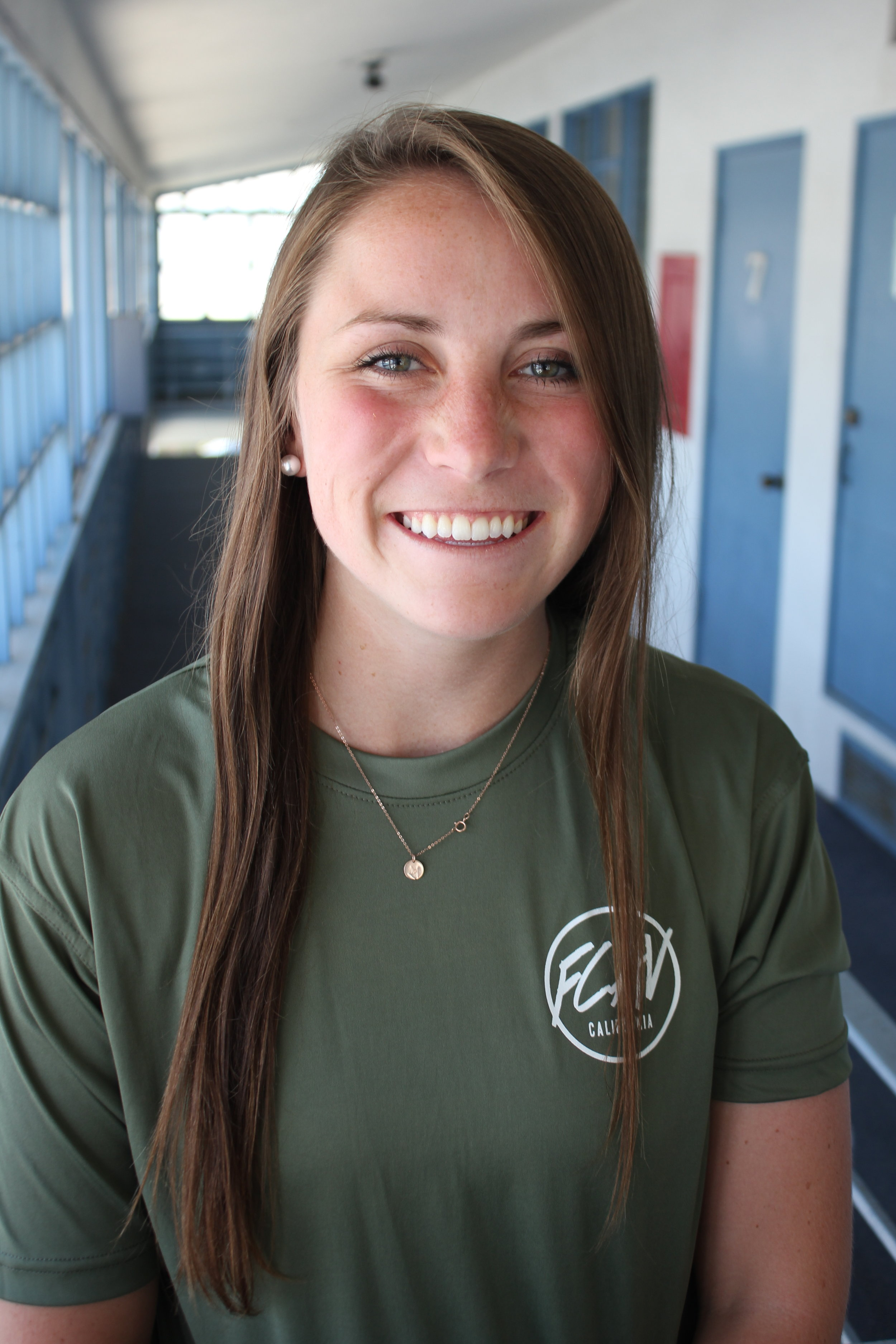 """""""It became a daddy-daughter thing, doing something we both love. I wasn't doing it for him, but with him."""" - Kelly Thornton, an intern in 2016 and a three sport athlete at Wheaton College, talks about how she learned to do life and play sports """"with God."""""""