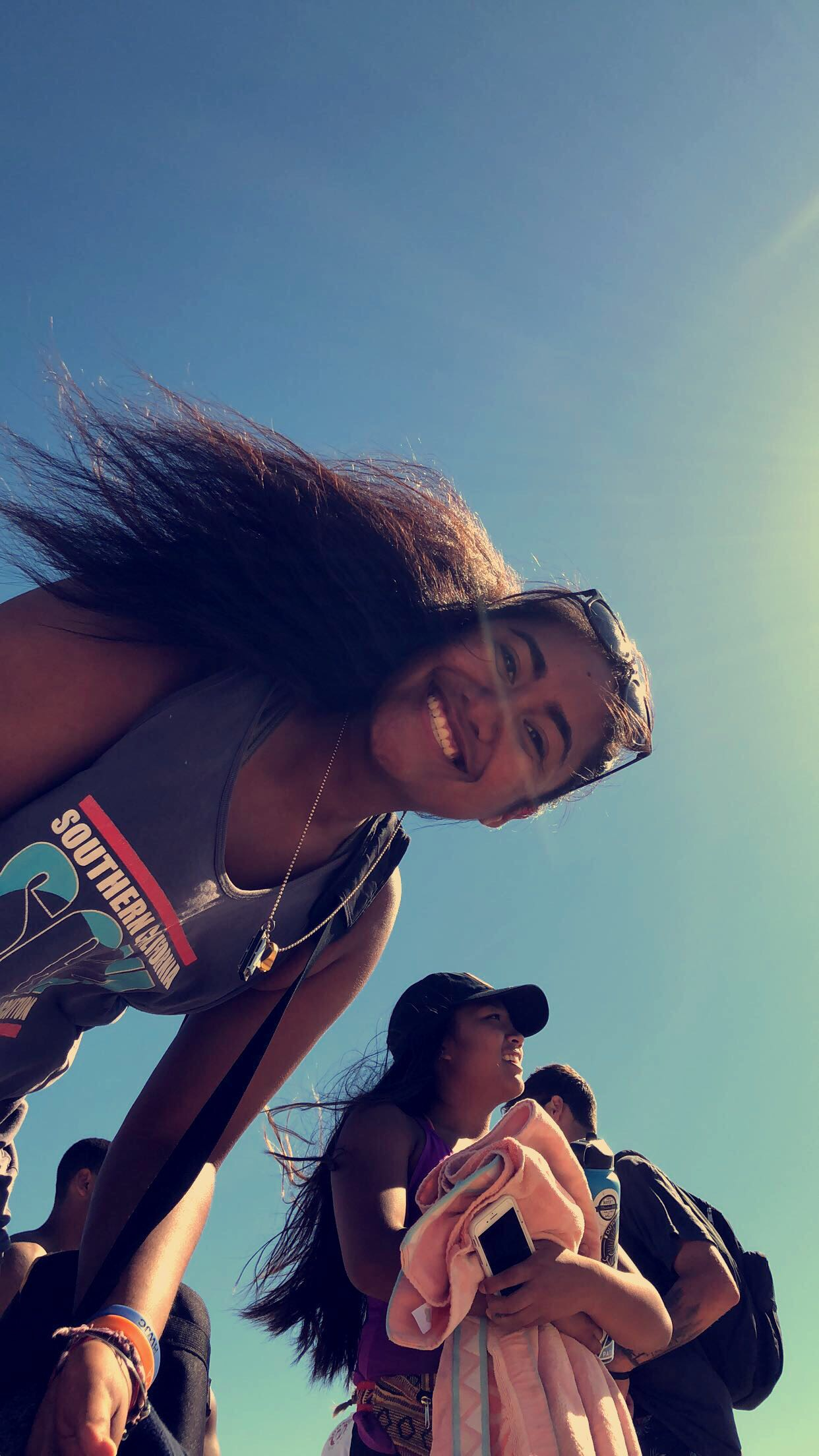 """""""I was able to rediscover myself as a daughter of a king that can claim victory in being His."""" - Nani Leui-Saole Nomura, an intern in 2017, talks about her journey of walking through identity, volleyball, and mental health """"with God.""""  Read more of Nani's story here."""