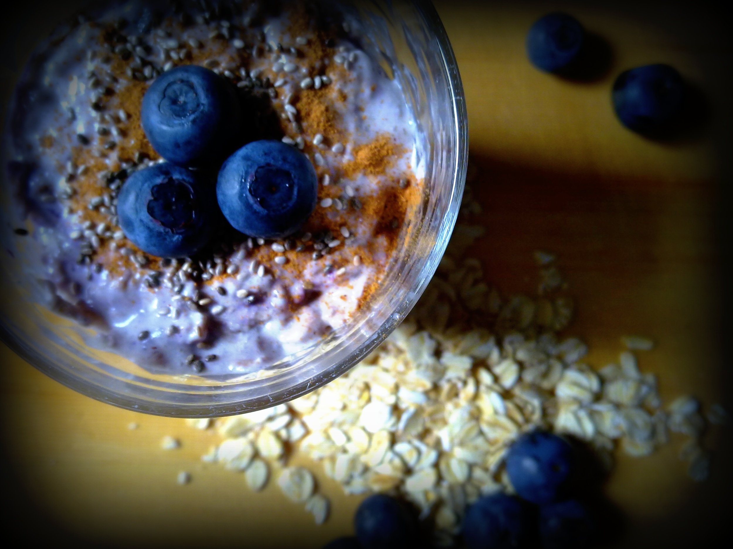 Overnight Oats (and chia)