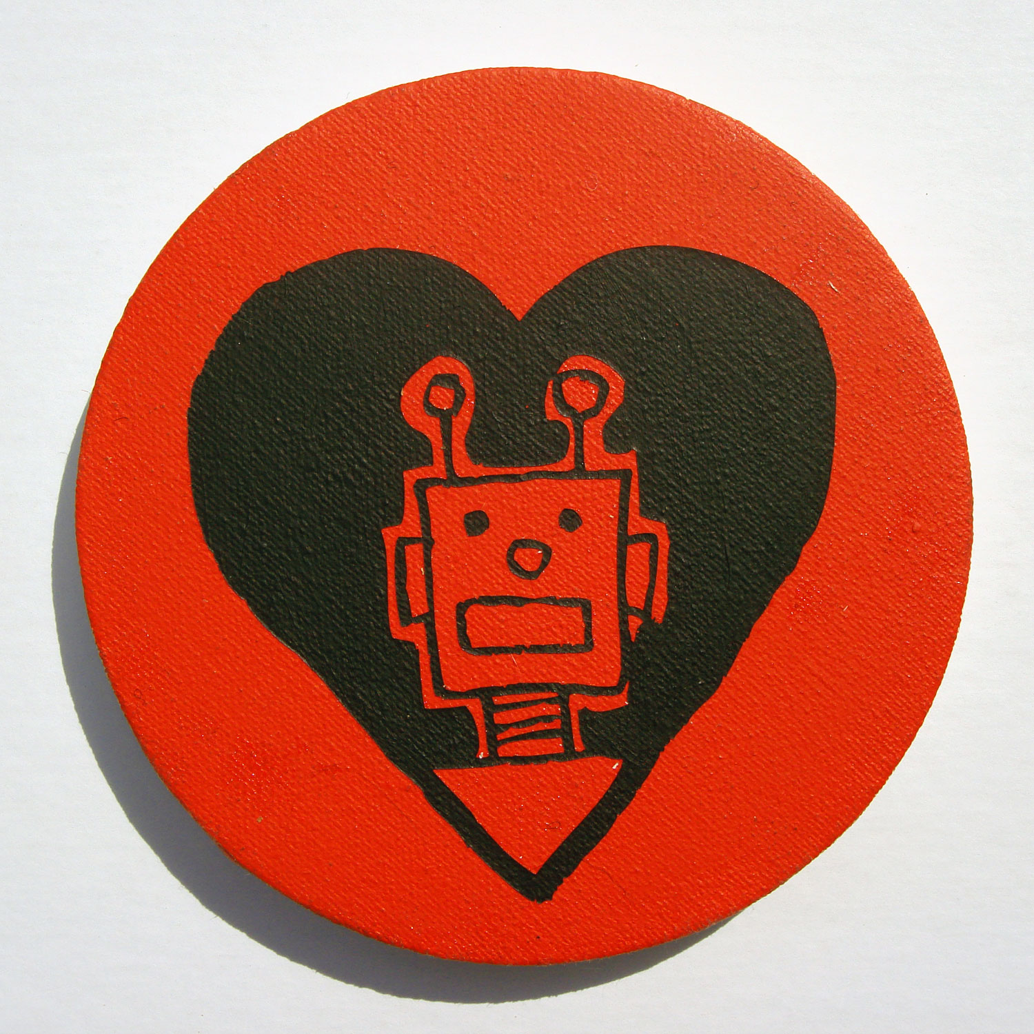Robot (Red)