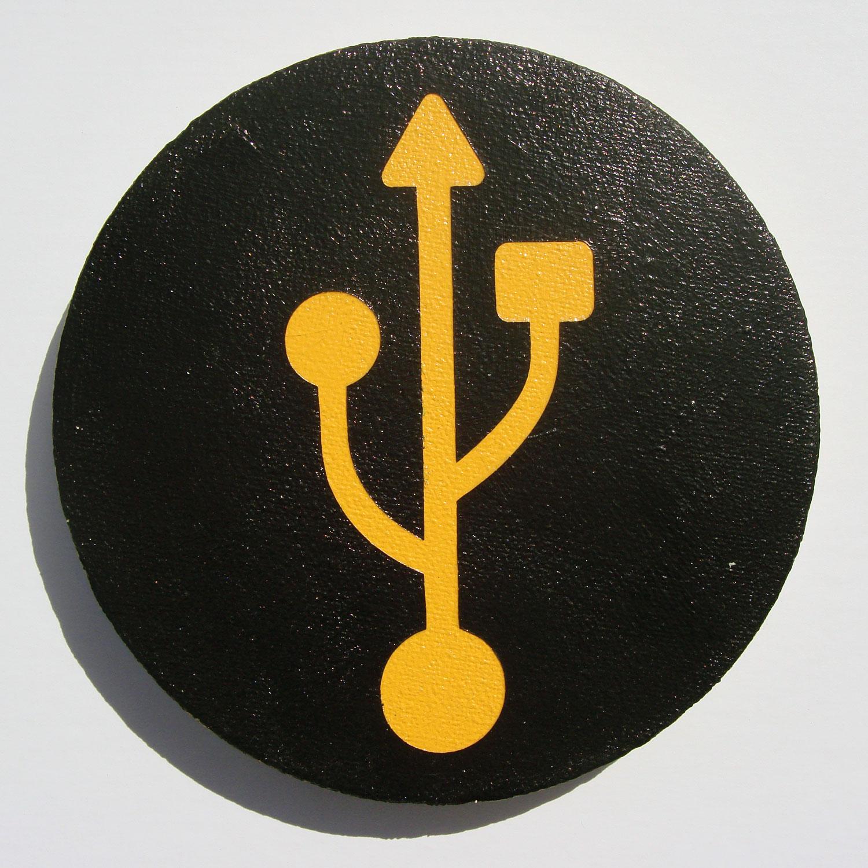 USB (Yellow)