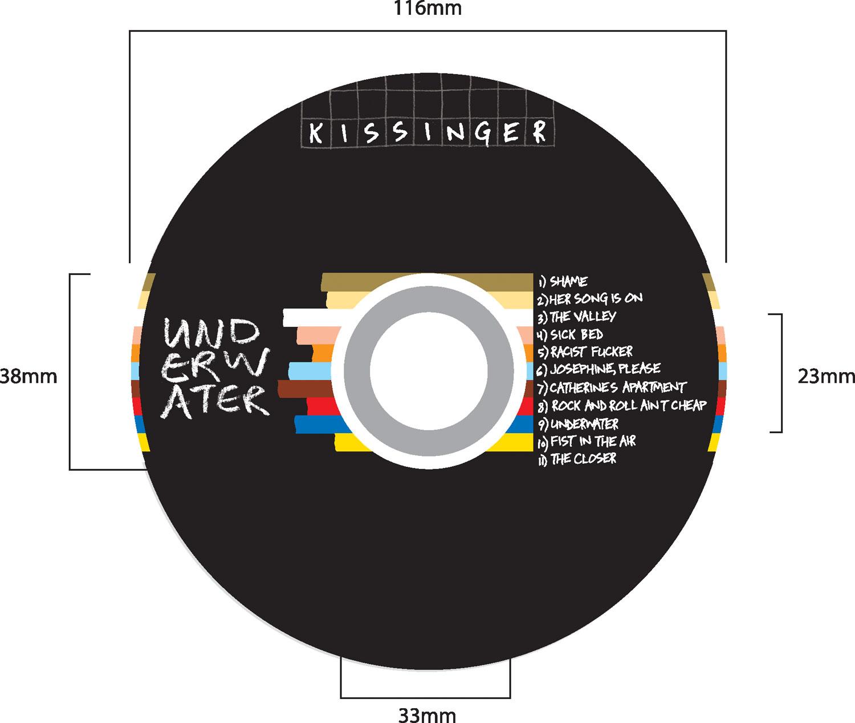 Kissinger CD