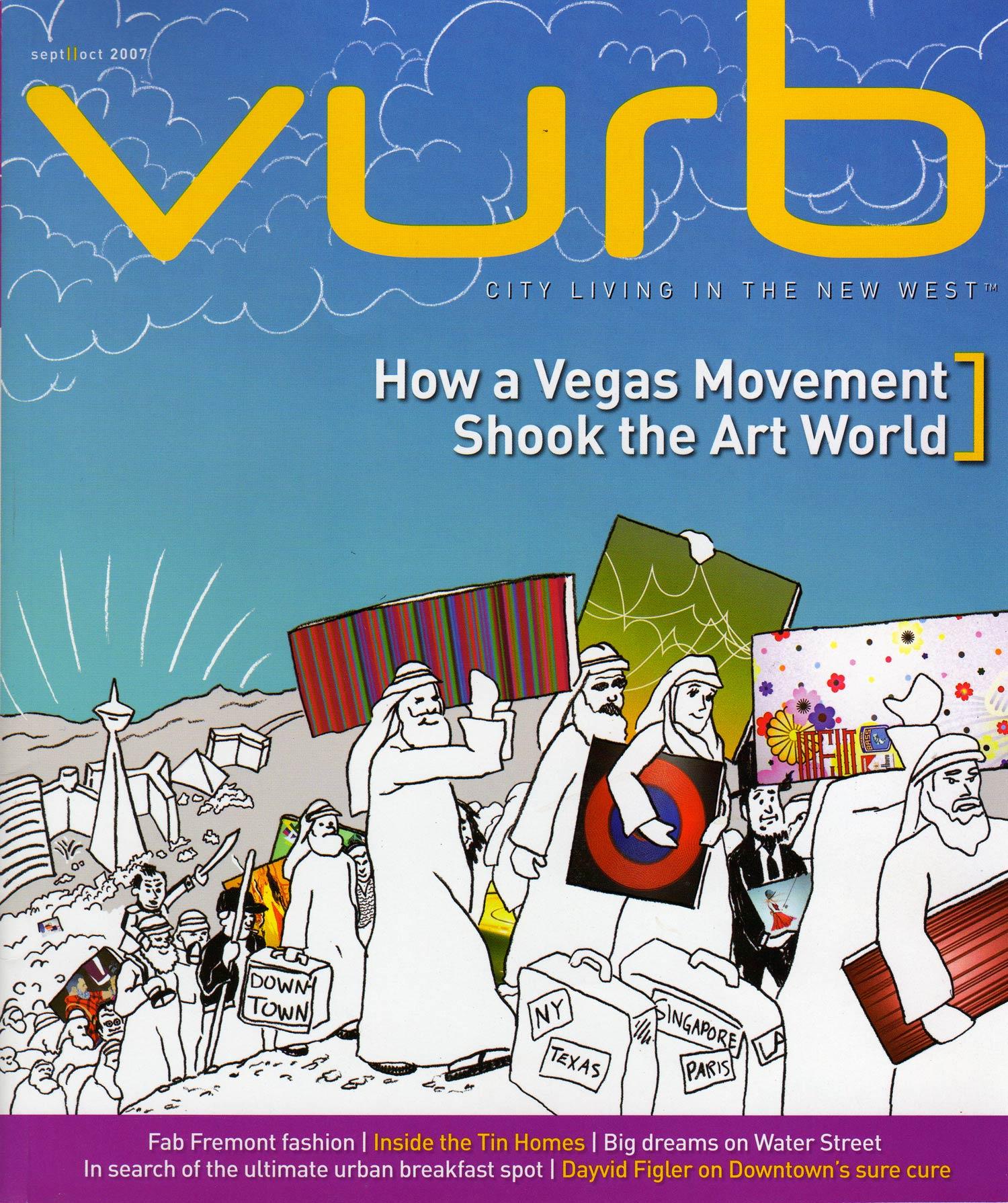 VURB Cover