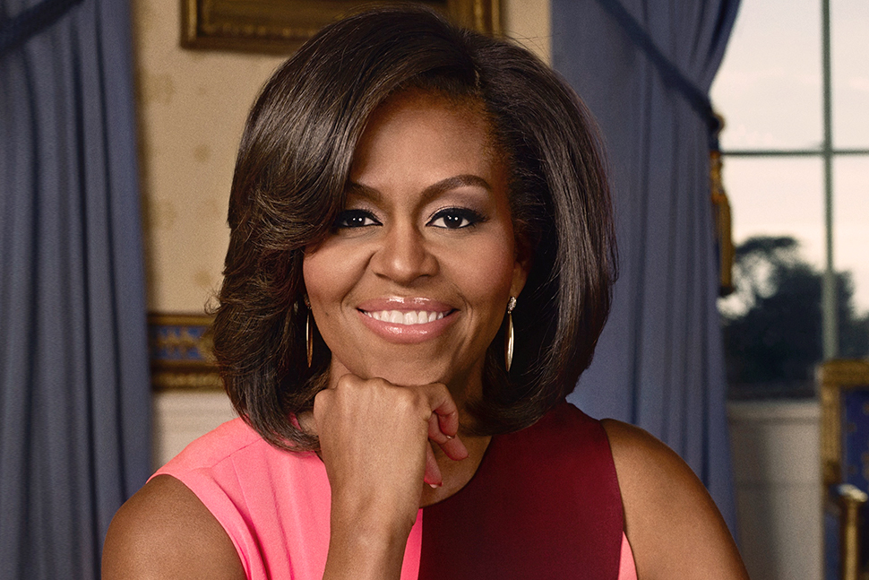 Photo Michelle Obama : American Libraries Magazine