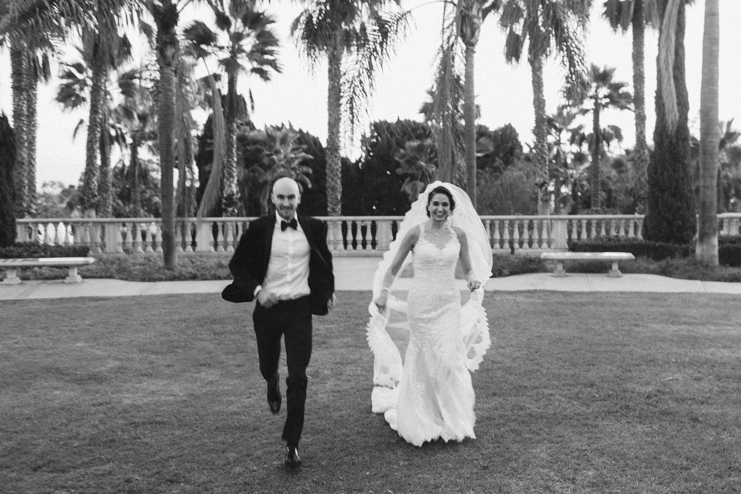 I now pronounce you husband & wife. Meet the RUNDERWOODDSSS.