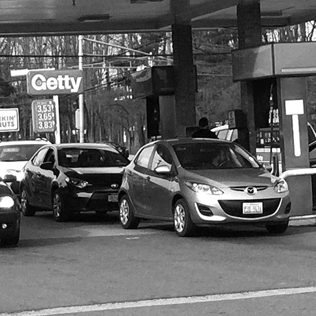 Photo: Jessica Gould // Story: Ever Wonder Why New Jersey Has Such Cheap Gas?