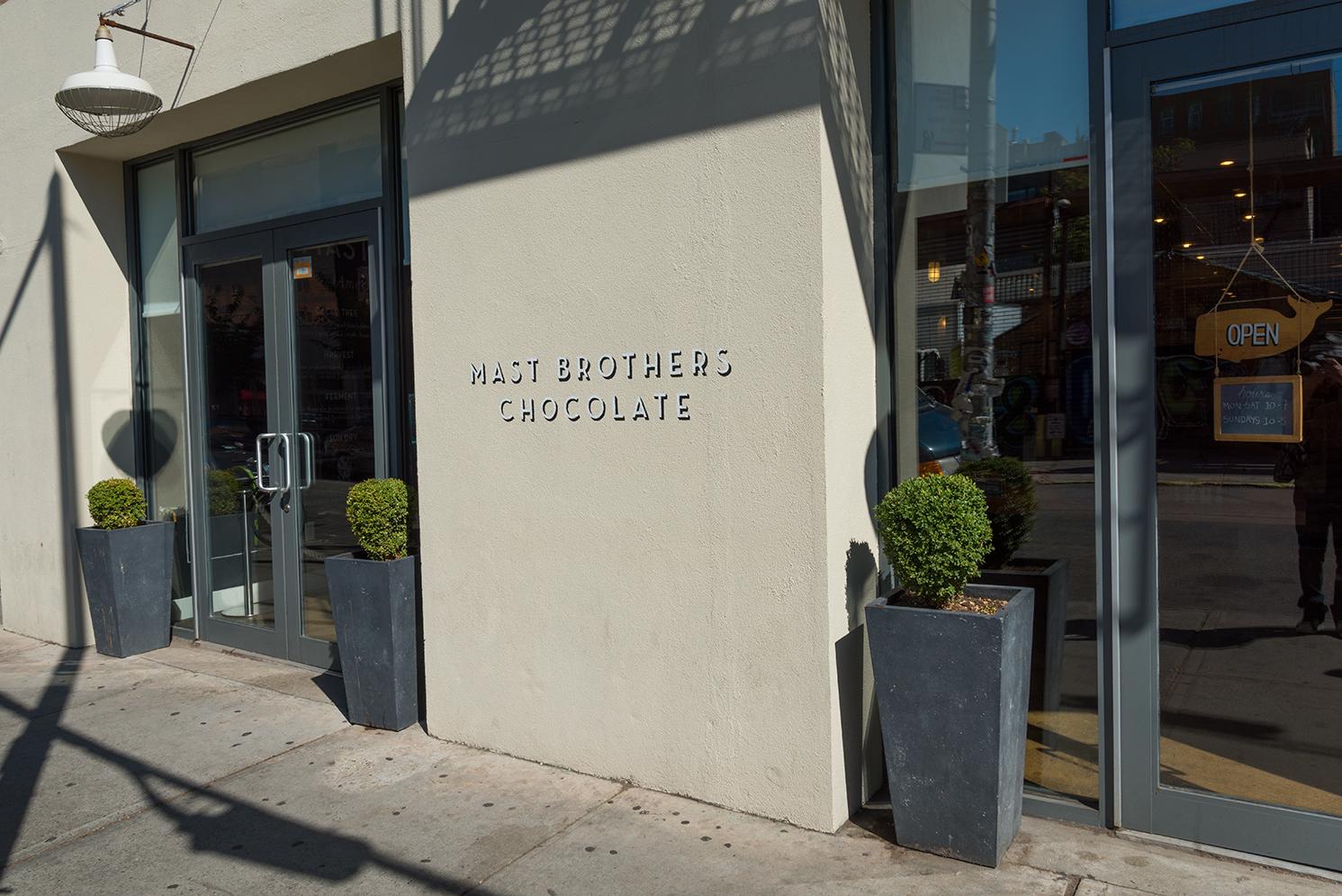 ROCK MAMA NYC LIFESTYLE BLOG - mast brothers chocolate