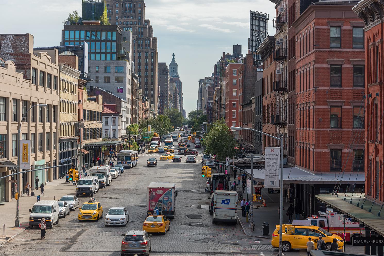 ROCK MAMA NYC LIFESTYLE BLOG - HIGHLINE PARK - PART 1