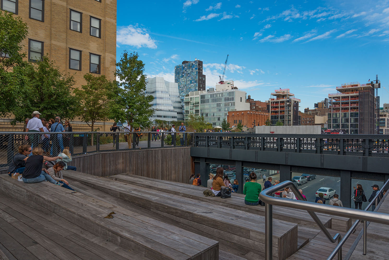ROCK MAMA NYC LIFESTYLE BLOG - HIGHLINE PARK - PART 2