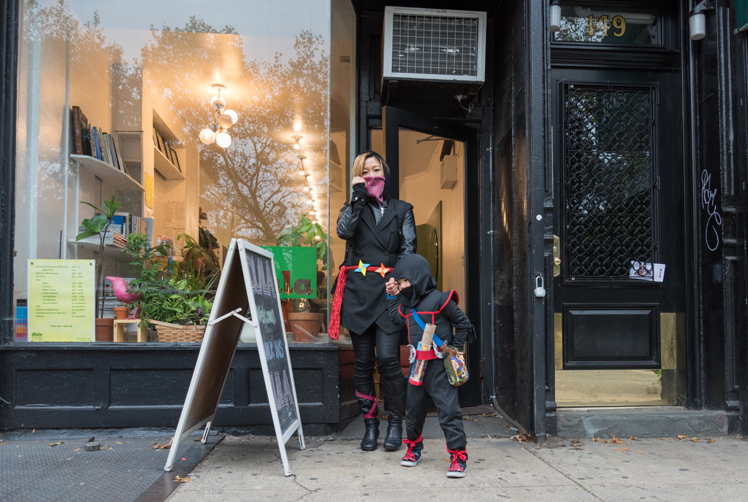 ROCK MAMA NYC LIFESTYLE BLOG - HALLOWEEN IN NYC