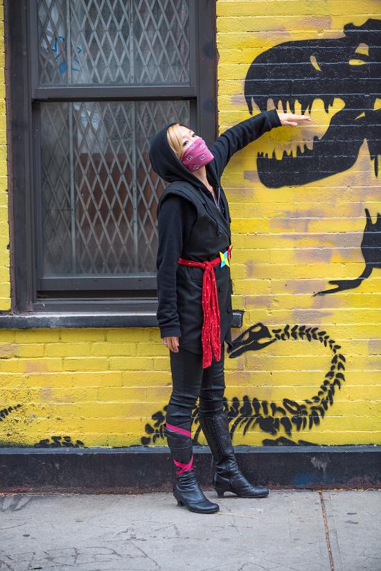 ROCK MAMA NYC LIFESTYLE BLOG - MY HALLOWEEN COSTUME
