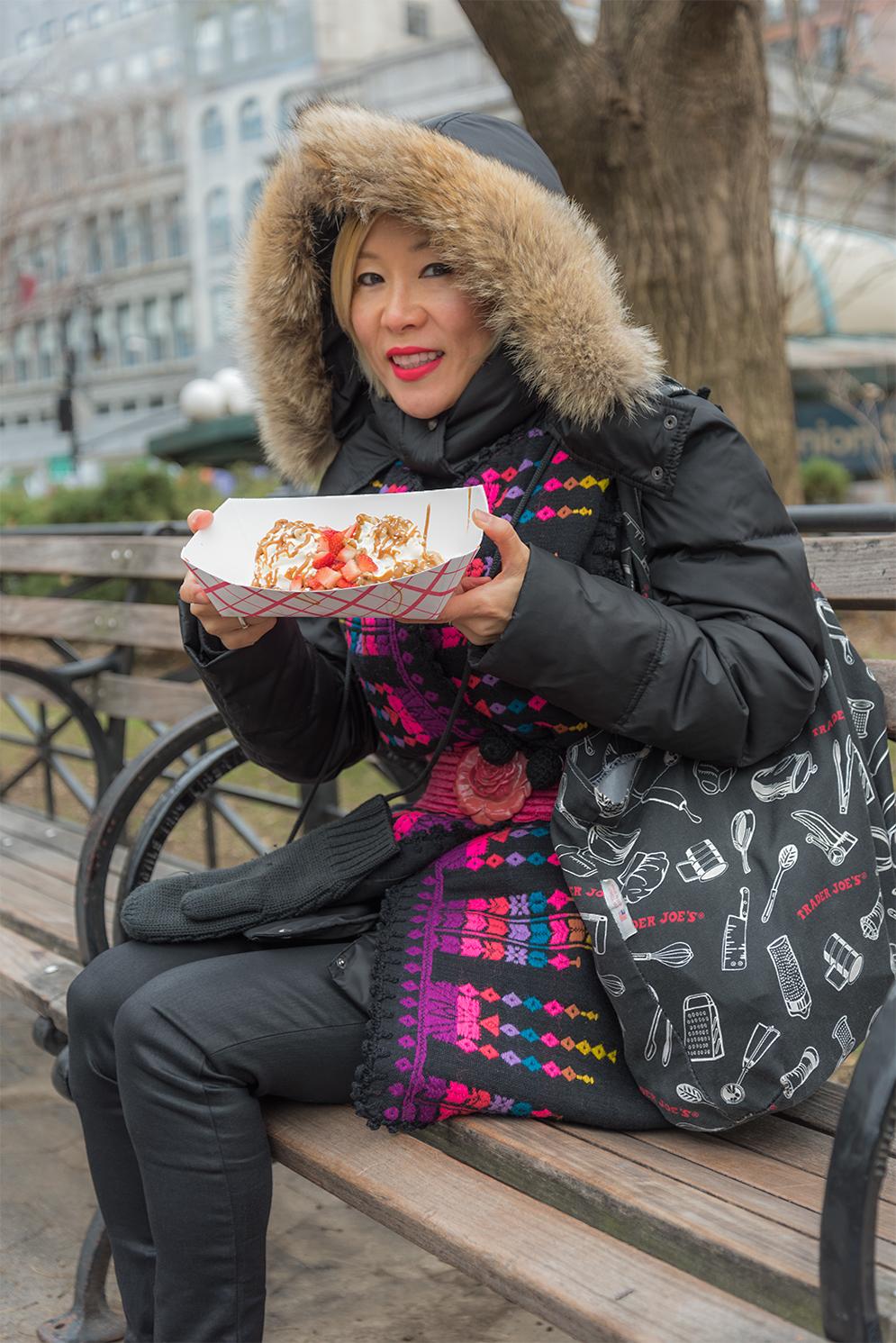 ROCK MAMA NYC LIFESTYLE BLOG - craving waffles