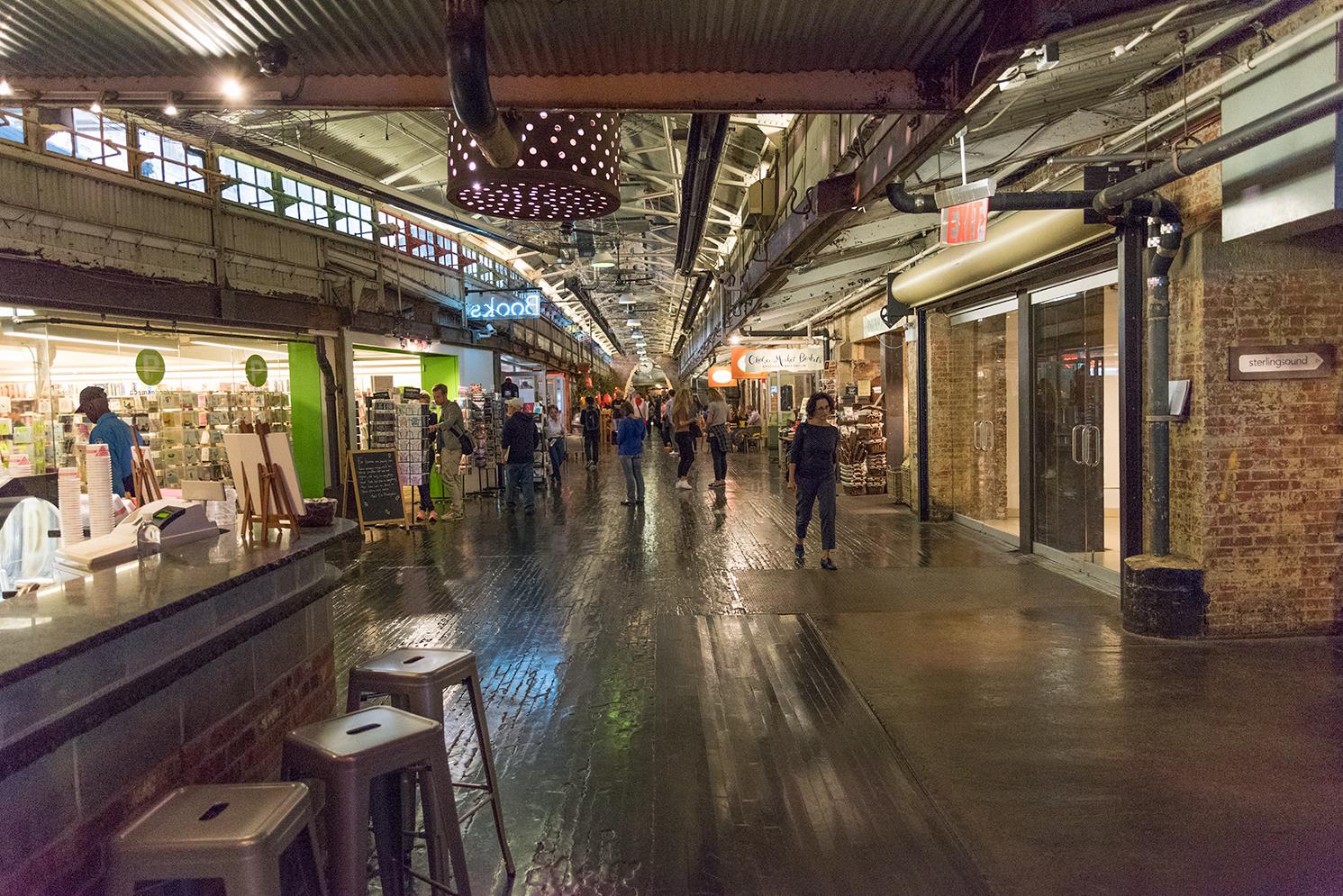 ROCK MAMA NYC LIFESTYLE BLOG - chelsea market