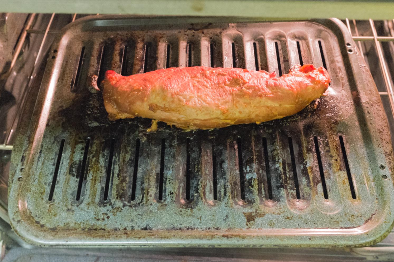 ROCK MAMA NYC LIFESTYLE BLOG - RECIPE - SUPER EASY PORK DISH