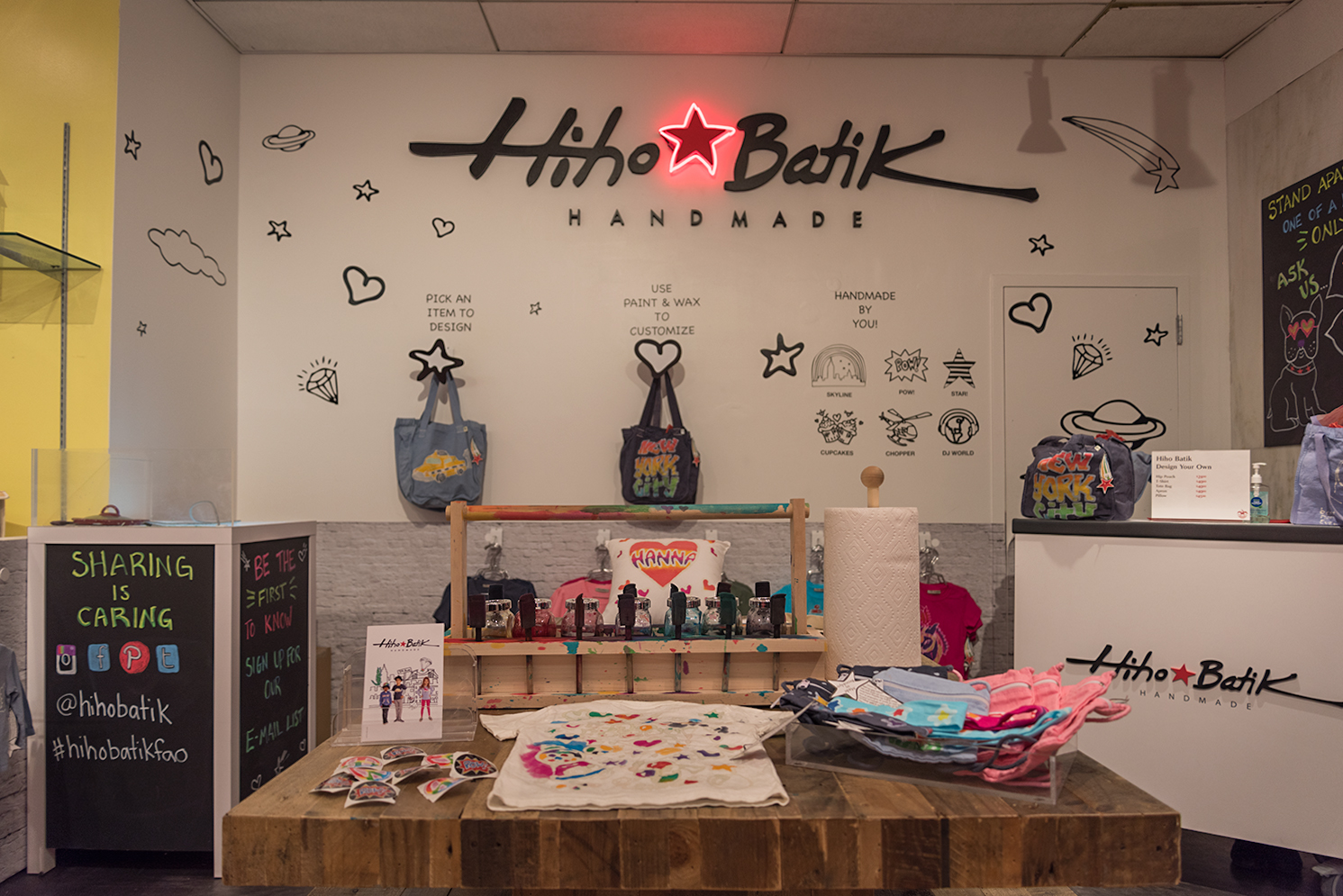 ROCK MAMA NYC LIFESTYLE BLOG - BUY ONE OF A KIND - HIHO BATIK