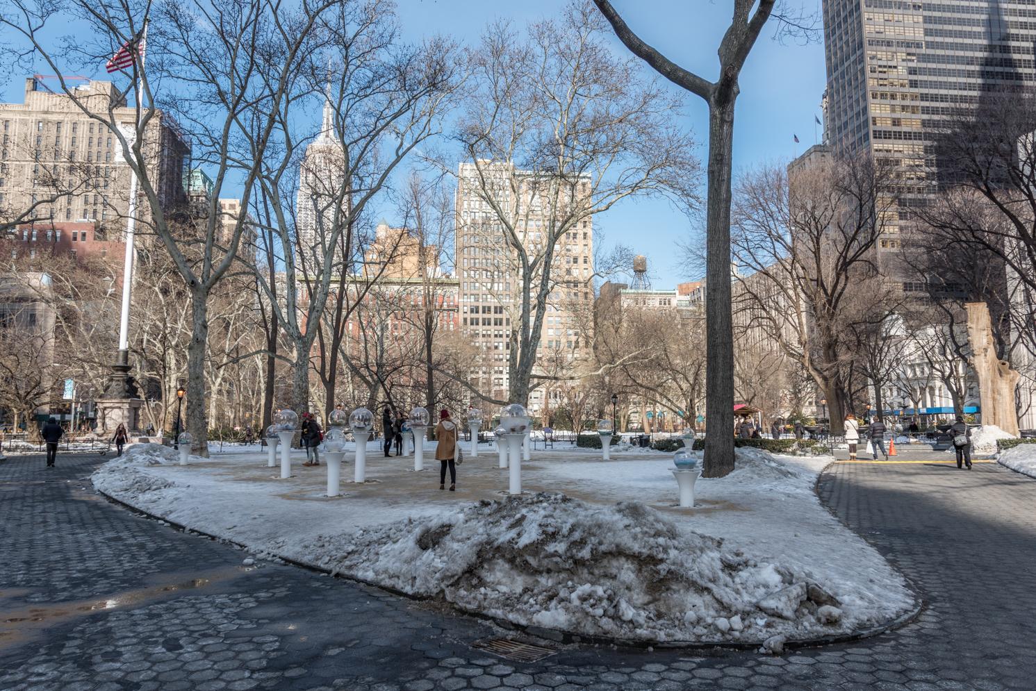 ROCK MAMA NYC LIFESTYLE BLOG - madison square art - paula hayes
