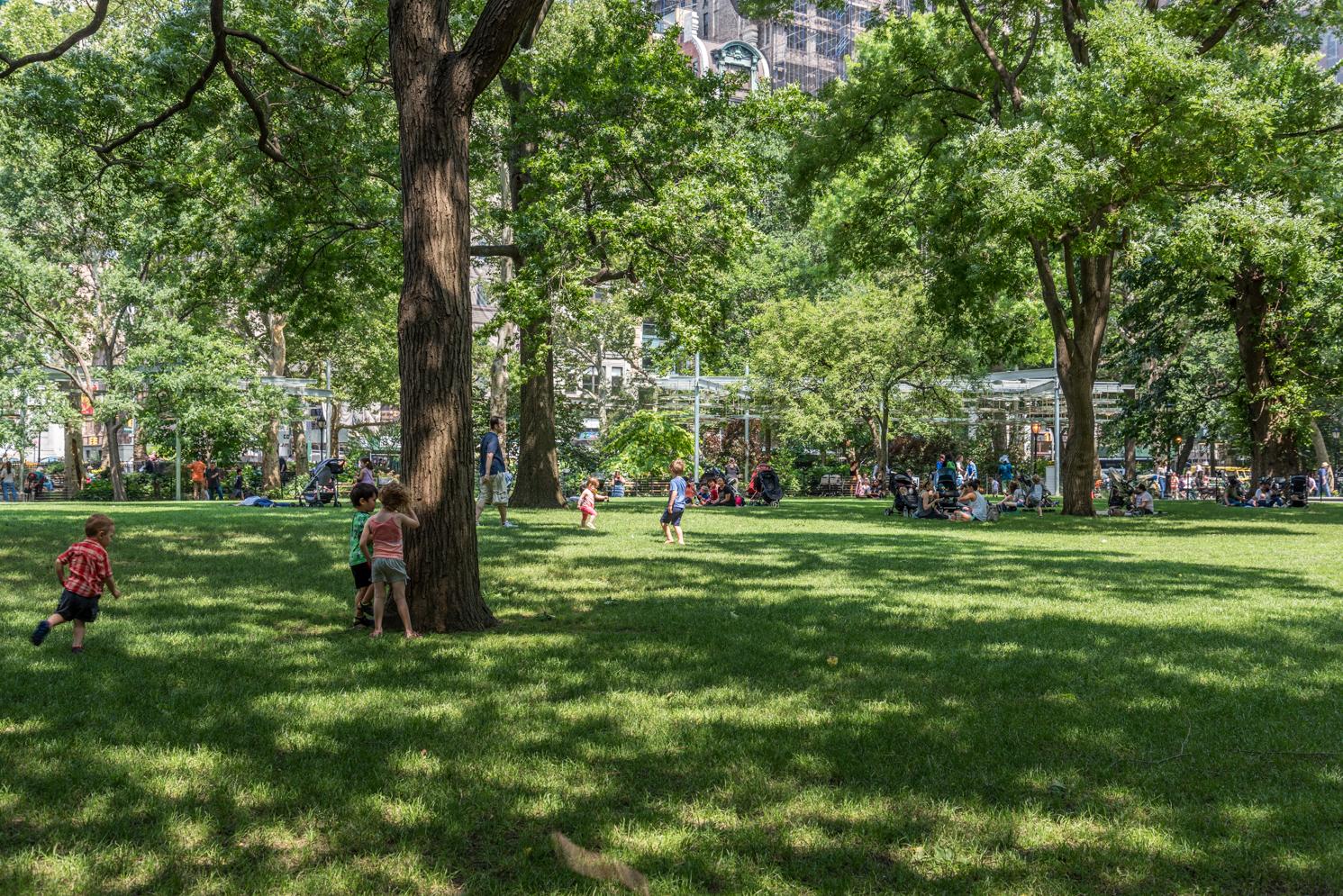 ROCK MAMA NYC LIFESTYLE BLOG - summer fun at madison square park