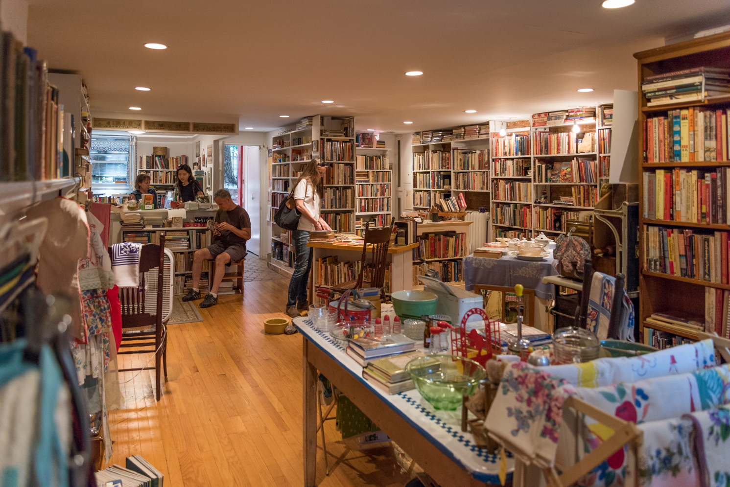 ROCK MAMA NYC LIFESTYLE BLOG - BONNIE SLOTNICK COOKBOOKS - CUTE BOOKSTORE IN THE EAST VILLAGE