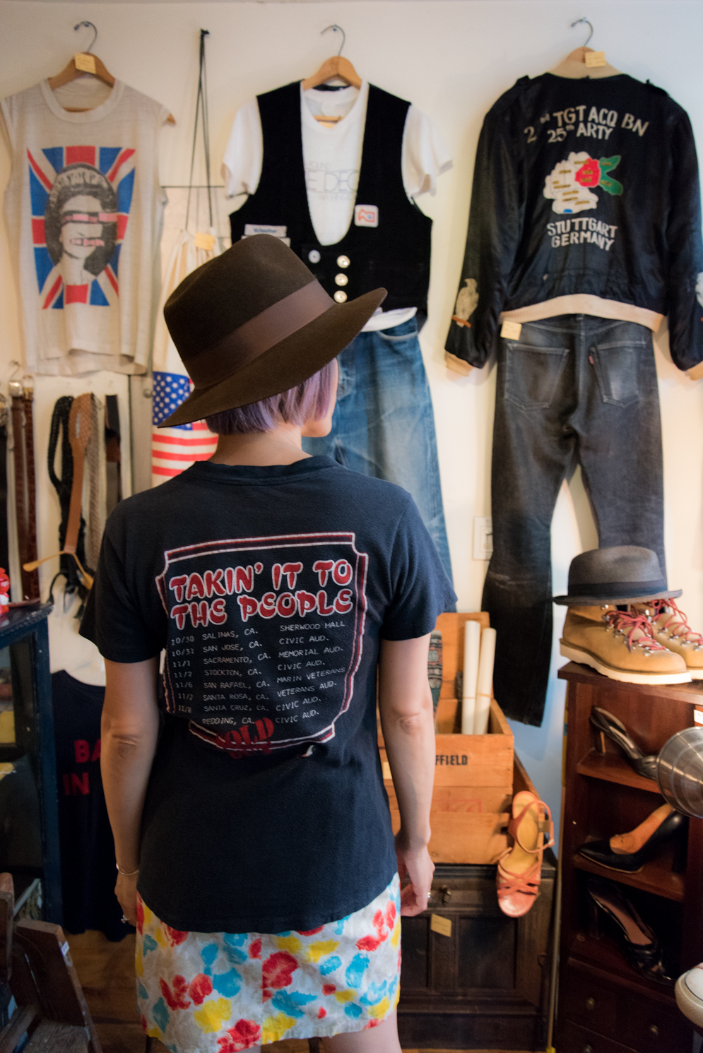 Vintage Rock T Shirts — Rock Mama NYC
