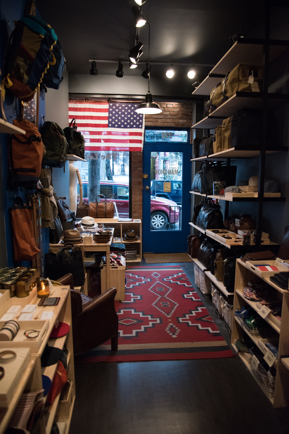 ROCK MAMA NYC LIFESTYLE BLOG - THE LODGE MEN SHOP
