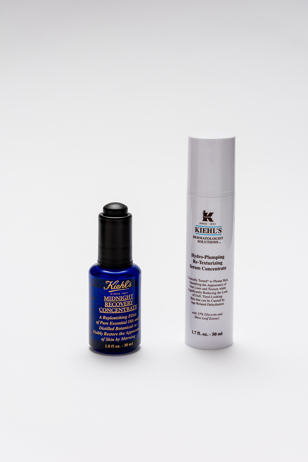 ROCK MAMA NYC LIFESTYLE BLOG - serum from kiehl's - midnight recovery