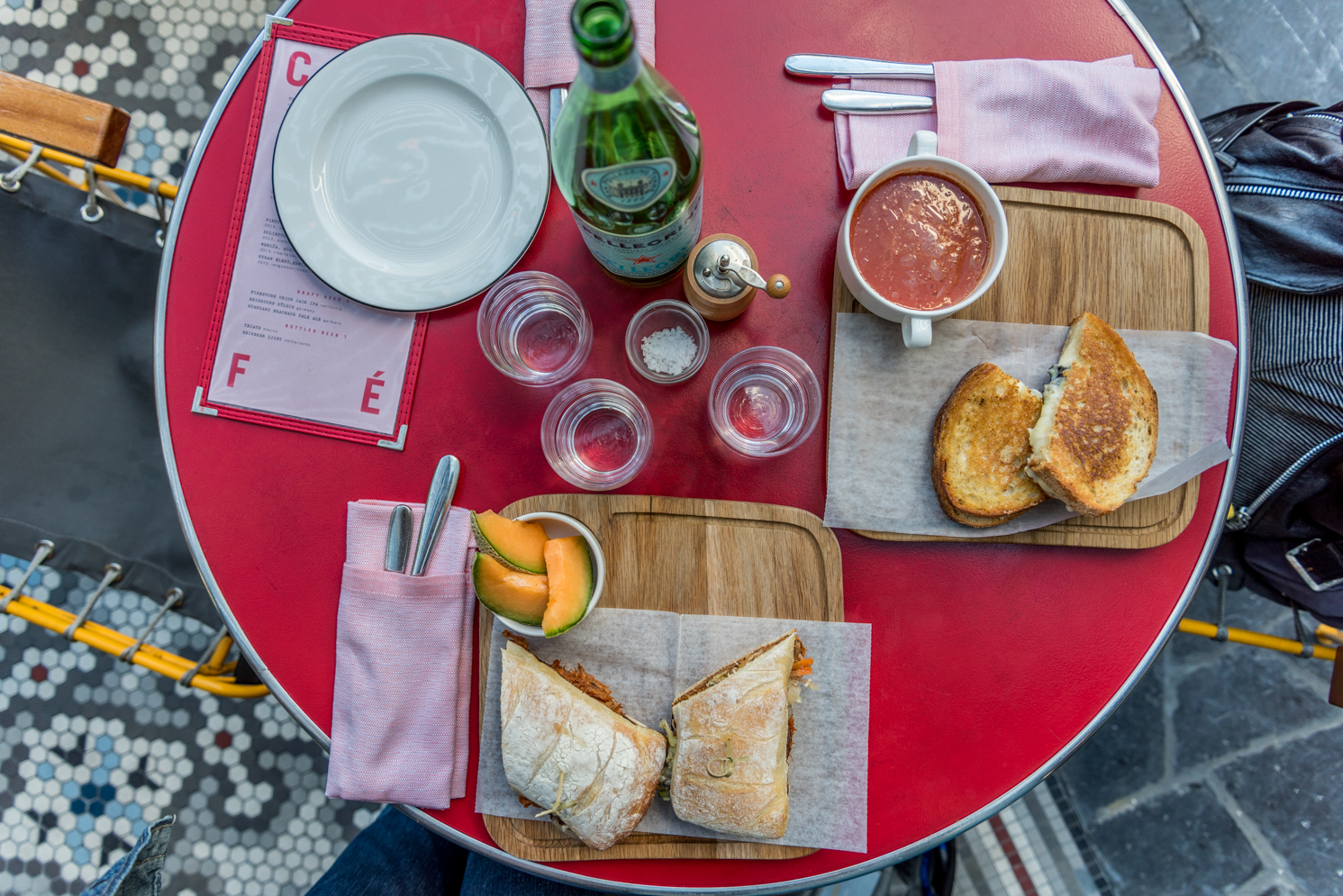 ROCK MAMA NYC LIFESTYLE BLOG - THE CAFE AT THE STANDARD HOTEL EAST VILLAGE