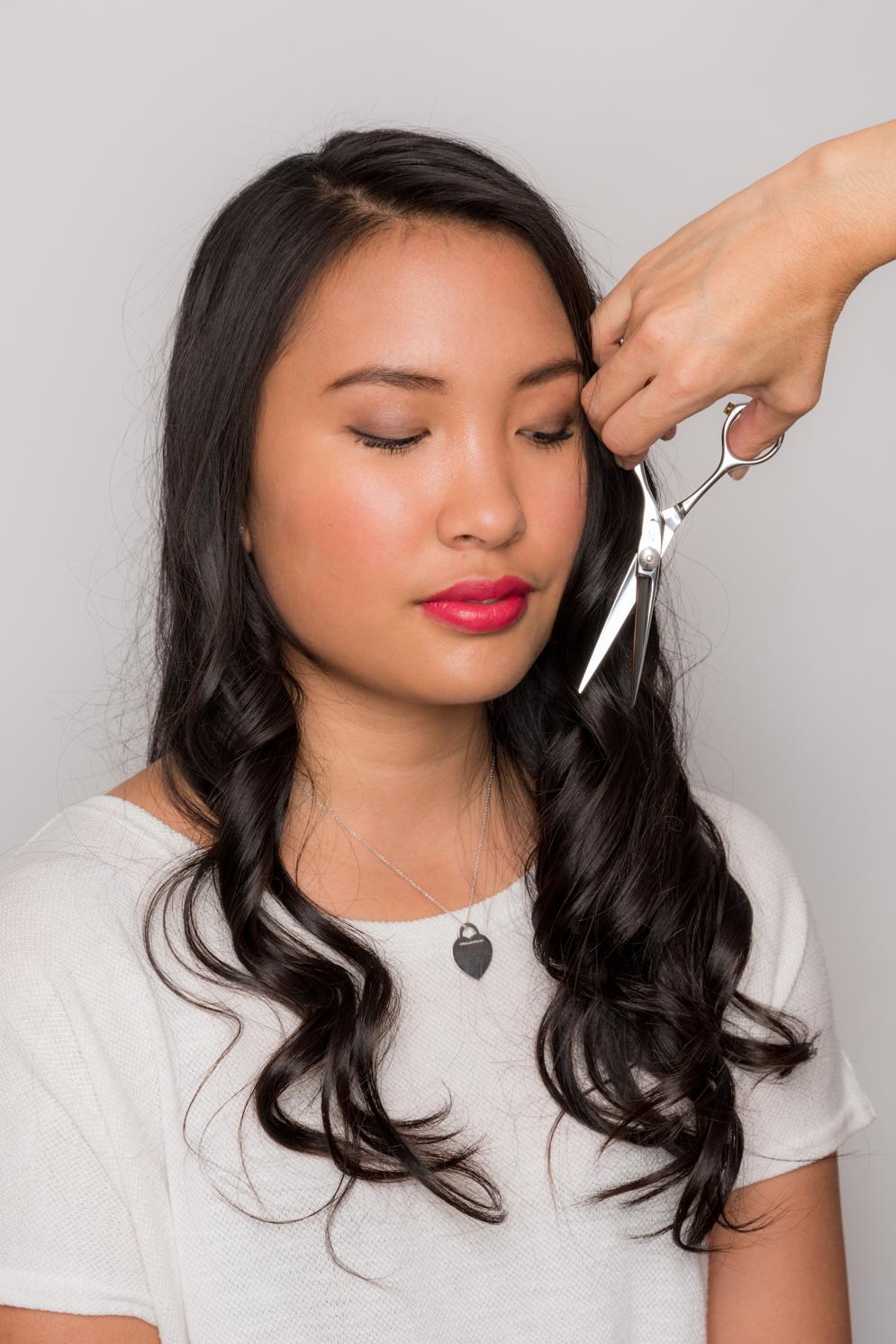 ROCK MAMA NYC LIFESTYLE BLOG - FACE FRAMING HAIR CUT