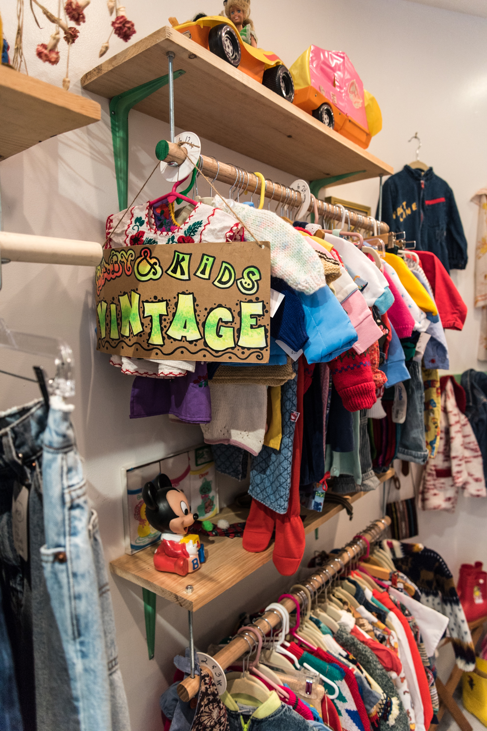 ROCK MAMA NYC LIFESTYLE BLOG - EAST VILLAGE VINTAGE COLLECTIVE