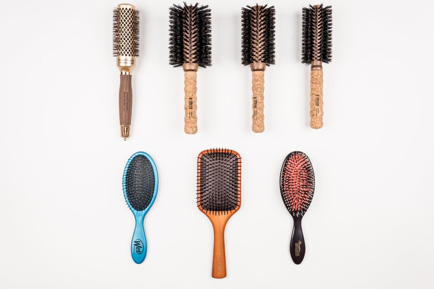 rock mama nyc lifestyle blog - how to pick the right brush - round brush