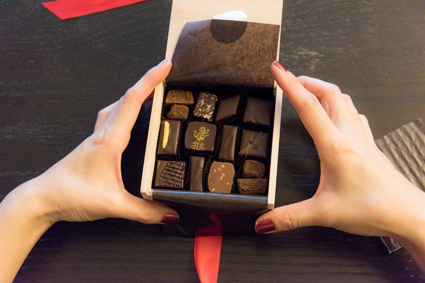 ROCK MAMA NYC LIFESTYLE BLOG - LA BURDICK LUNAR NEW YEAR CHOCOLATES