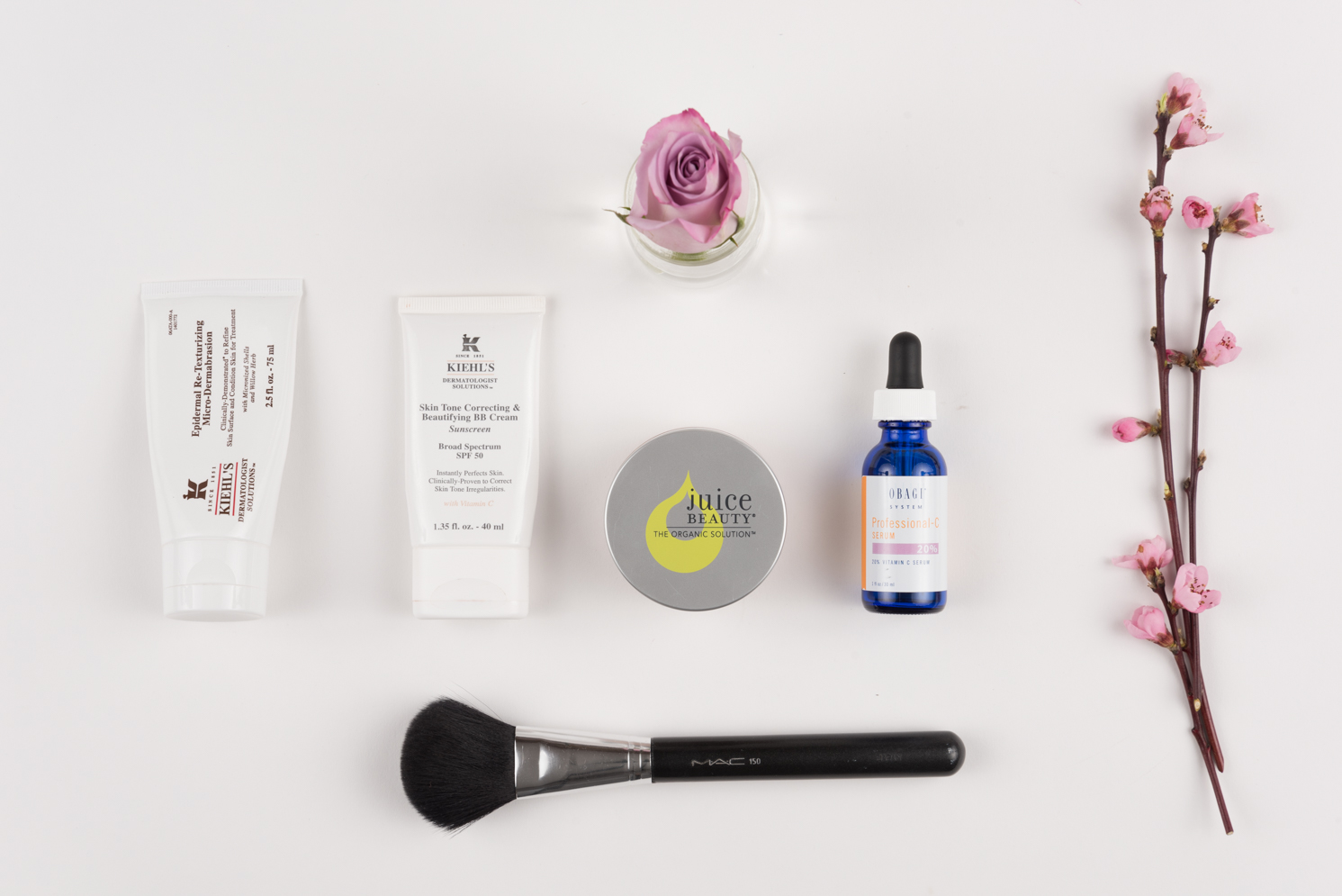 ROCK MAMA NYC LIFESTYLE BLOG -  spring skin care essentials