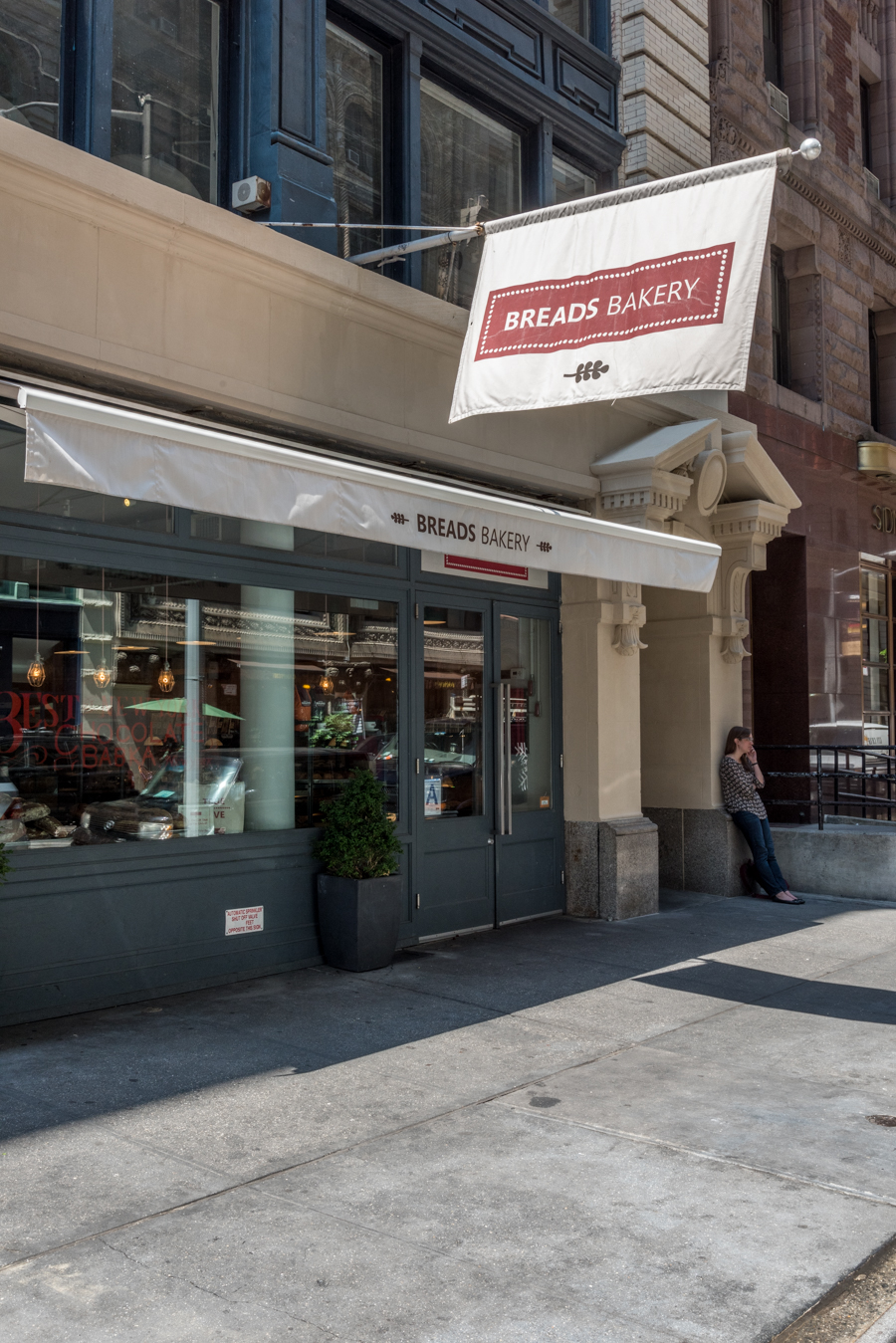 Rock Mama NYC life style blog-The Best Chocolate Babka in NYC-Bread Bakery