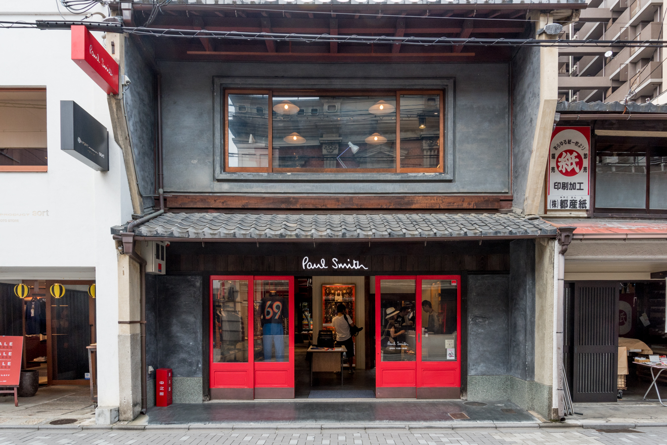 rock Mama nyc lifestyle blog-Paul Smith In Kyoto Japan