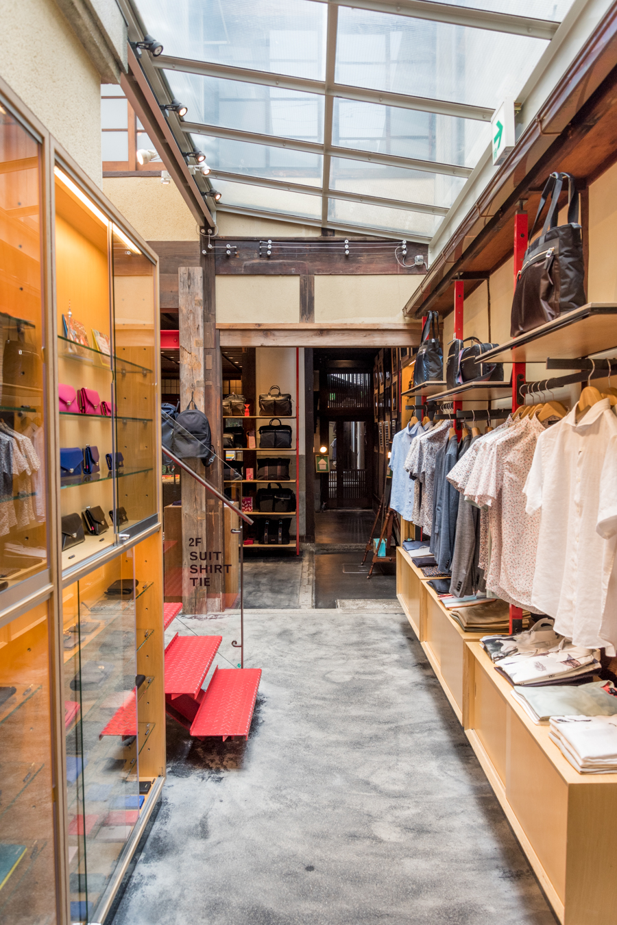 ROCK MAMA NYC LIFESTYLE BLOG-  PAUL SMITH IN KYOTO JAPAN