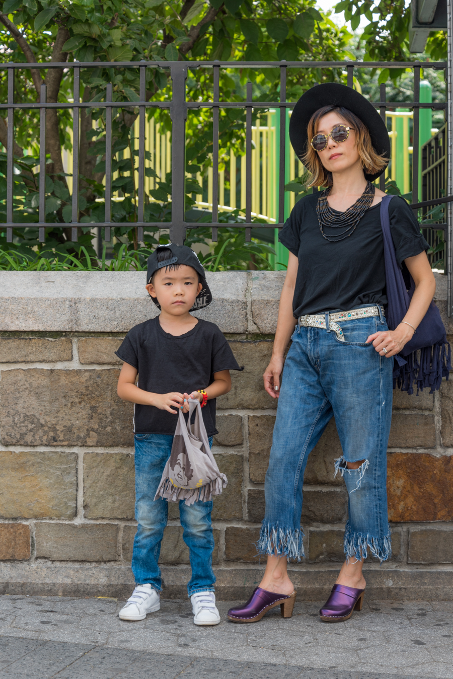 ROCK MAMA NYC LIFESTYLEBLOG -  I LOVE REMAKING CLOTHES