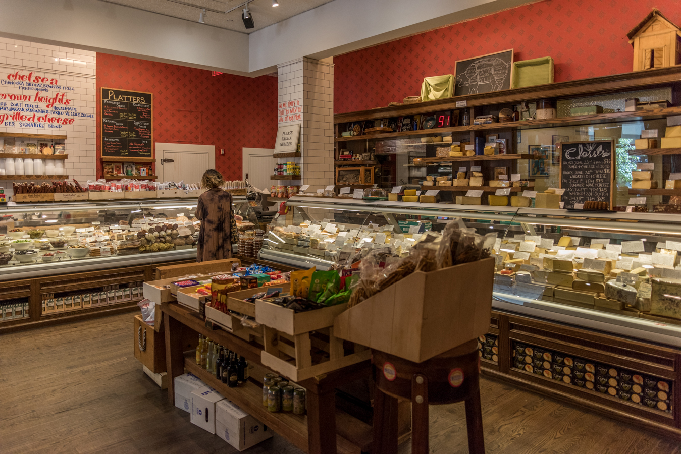 Rock Mama NYC lifestyle blog-Bedford Cheese Shop In Manhattan Location