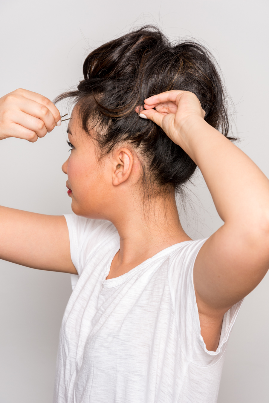 ROCK MAMA NYC LIFESTYLE BLOG-  HOW TO USE A DONUT BUN
