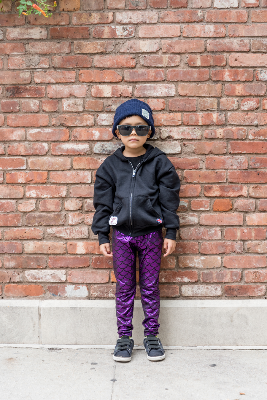ROCK MAMA NYC LIFESTYLE BLOG-  MOM AND SON MIX AND MATCH STYLING
