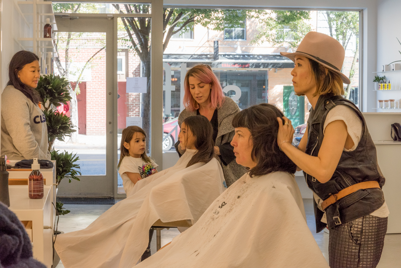 Tips For Telling Your Hairstylist What You Want 美容室ジプシーの方々へ 1