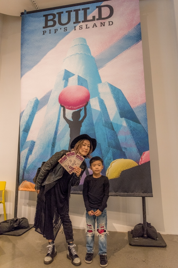Rock Mama nyc life style blog-A live Interactive Adventure For NYC Kid's - Pip's island
