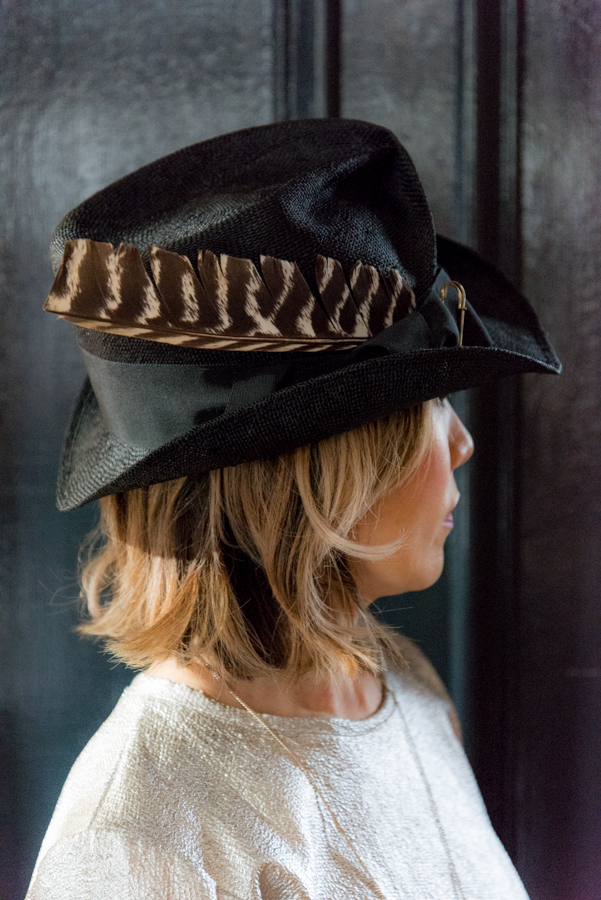 ROCK MAMA NYC LIFESTYLEBLOG-  CHA-CHA'S HOUSE OF ILL REPUTE HATS COLLECTIONS