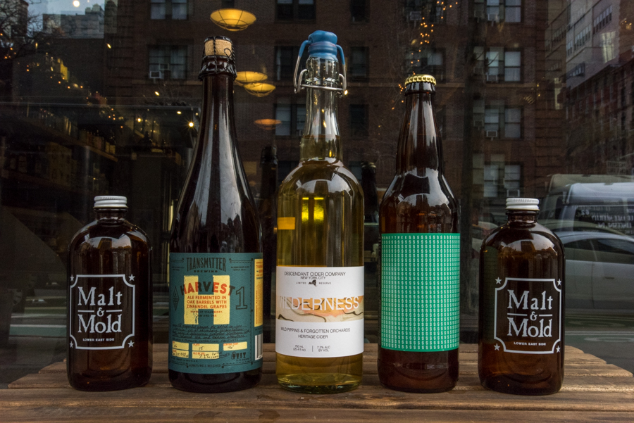 ROCKMAMA NYC LIFESTYLE BLOG-  MALT & MOLD'S RARE CHEESE AND BEER SELECTIONS