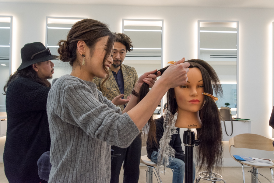 Rock mama nyc life style blog-NYC Tour For Japanese Hair Stylists 大人美容師の合宿 In NY