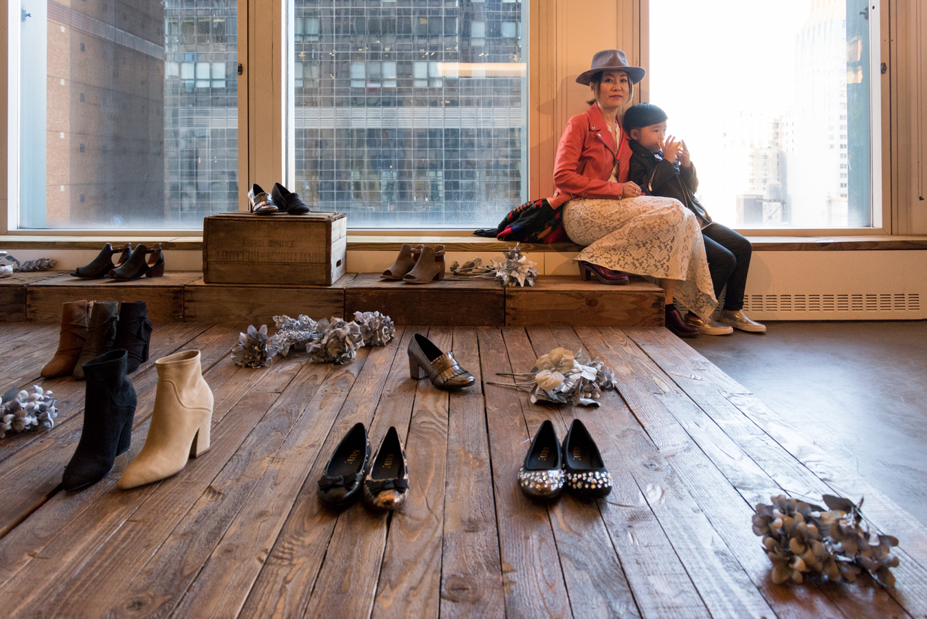 Buy A Pair Of Shoes And Support The Community  私がファッションのアイテムを購入する際の決め手 1