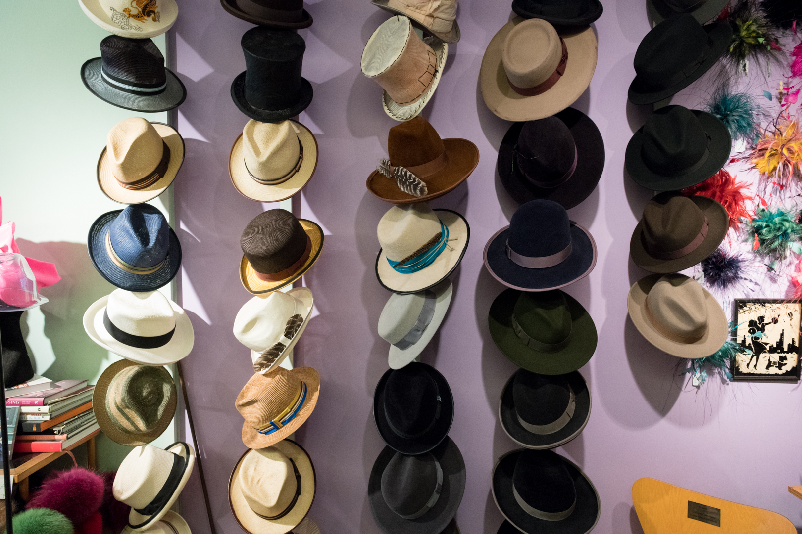 Made In NYC Hat Shop - The Hat Shop NYC 5